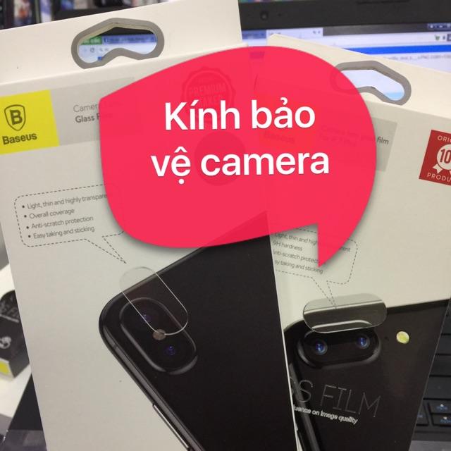 [Hot] Kính bảo vệ camera iphone 7 plus, 8plus, X