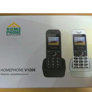Máy Điện Thoại Homephone Viettel V1206 ( cũ ), X1205, Gphone Vnpt Huawei ETS3023+