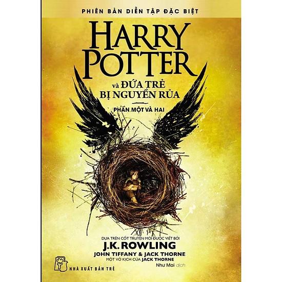 Sách - Harry Potter Và Đứa Trẻ Bị Nguyền Rủa: Phần Một Và Hai ( Tập 8 )