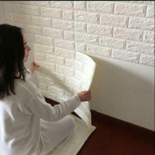 Giấy dán tường 1 miếng