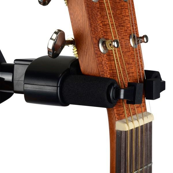 Guitar Wall Mount Stand Hook Fits Most Bass Ukulele Guitar Violin Wall Bracket