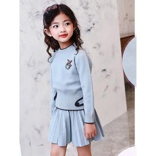 IVY moda chân váy bé gái MS 30G0226