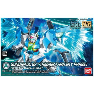 Mô Hình Lắp Ráp HGBD Gundam 00 Sky (Higher Than Skyphase)