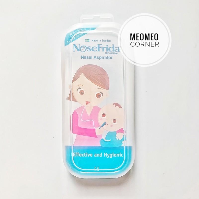 Bộ dụng cụ hút mũi Nosefrida cho bé
