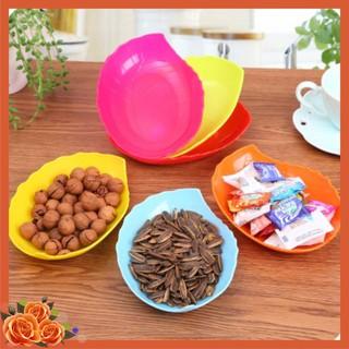 Khay Đựng Bánh Kẹo Hoa Qủa- Hạt Các Loại nhiều màu