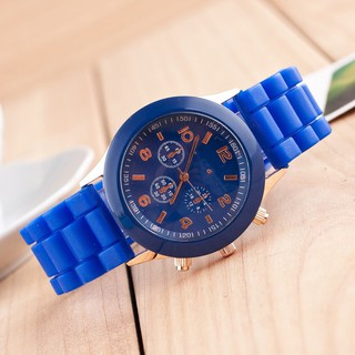 Đồng hồ thể thao thời trang nam nữ Geneva DH73