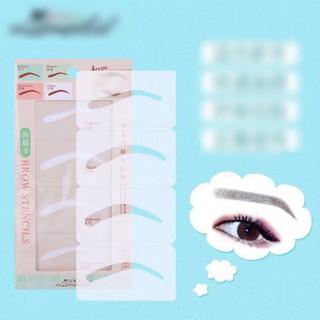 Khuôn vẽ lông mày, thước định khung lông mày chỉ với 5 giây đem lại cho bạn cặp lông mày hoàn hảo nhất.A0189