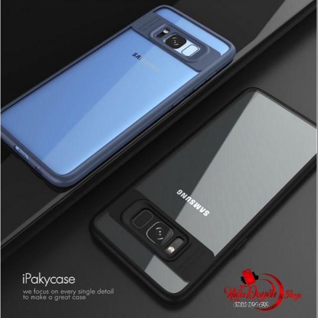 Samsung Galaxy S8,S8 Plus ốp lưng trong viền màu