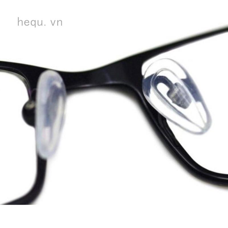 Set 1 cặp đệm mũi đeo mắt kính tiện lợi