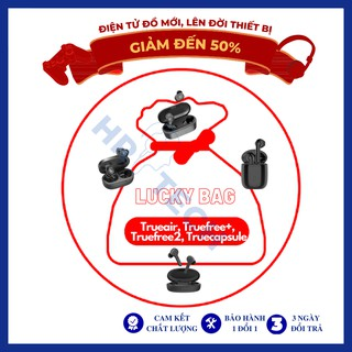 Túi May Mắn Tai Nghe True Wireless Soundpeats Trueair Truecapsule Truefree+ Truefree2 Với Chất Lượng Hoàn Hảo