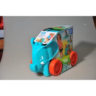 Mega Bloks voi con (xanh dương)