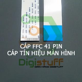 [Mã ELFLASH5 giảm 20K đơn 50K] Cáp FFC 41 pin, cáp tín hiệu màn hình Ti vi AWM 20706