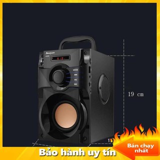 Loa bluetooth công suất lớn siêu Bass HAOYES RS - A100 chất lượng âm thanh siêu đỉnh nhất tầm giá - hàng chính hãng