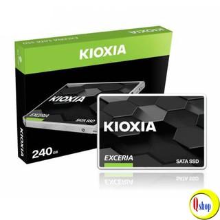 Ổ cứng SSD Kioxia Exceria SATA3 2.5inch 240GB Chính Hãng FPT
