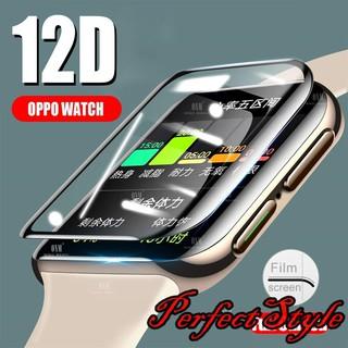 [Mã ELORDER5 giảm 10K đơn 20K] Dán 3D full màn hình OPPO Watch 41MM 46MM