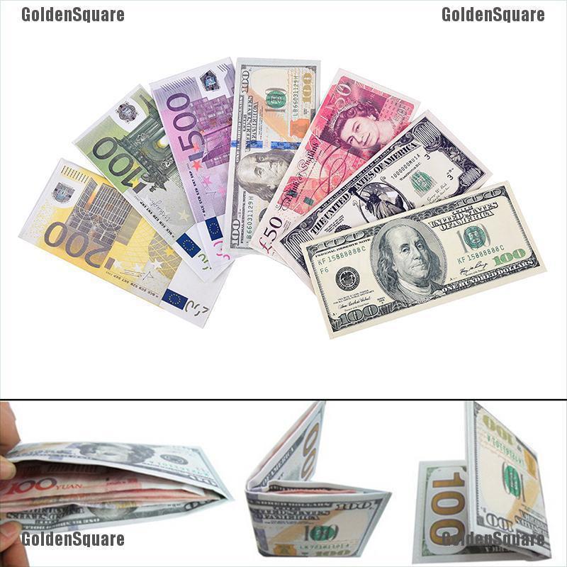 Ví Hình Tờ Tiền Đô La Mỹ