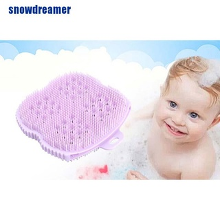 [SNDR] Face Wash Pad Clean Brush Silicone To Exfoliating Blackhead Sponges Scrubbers MME
