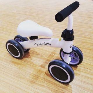 Xe đẩy chân vận động 4 bánh cho bé