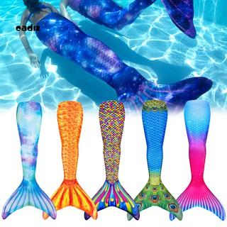 Chân Vịt Bơi Hình Đuôi Cá Cho Bé Gái thumbnail