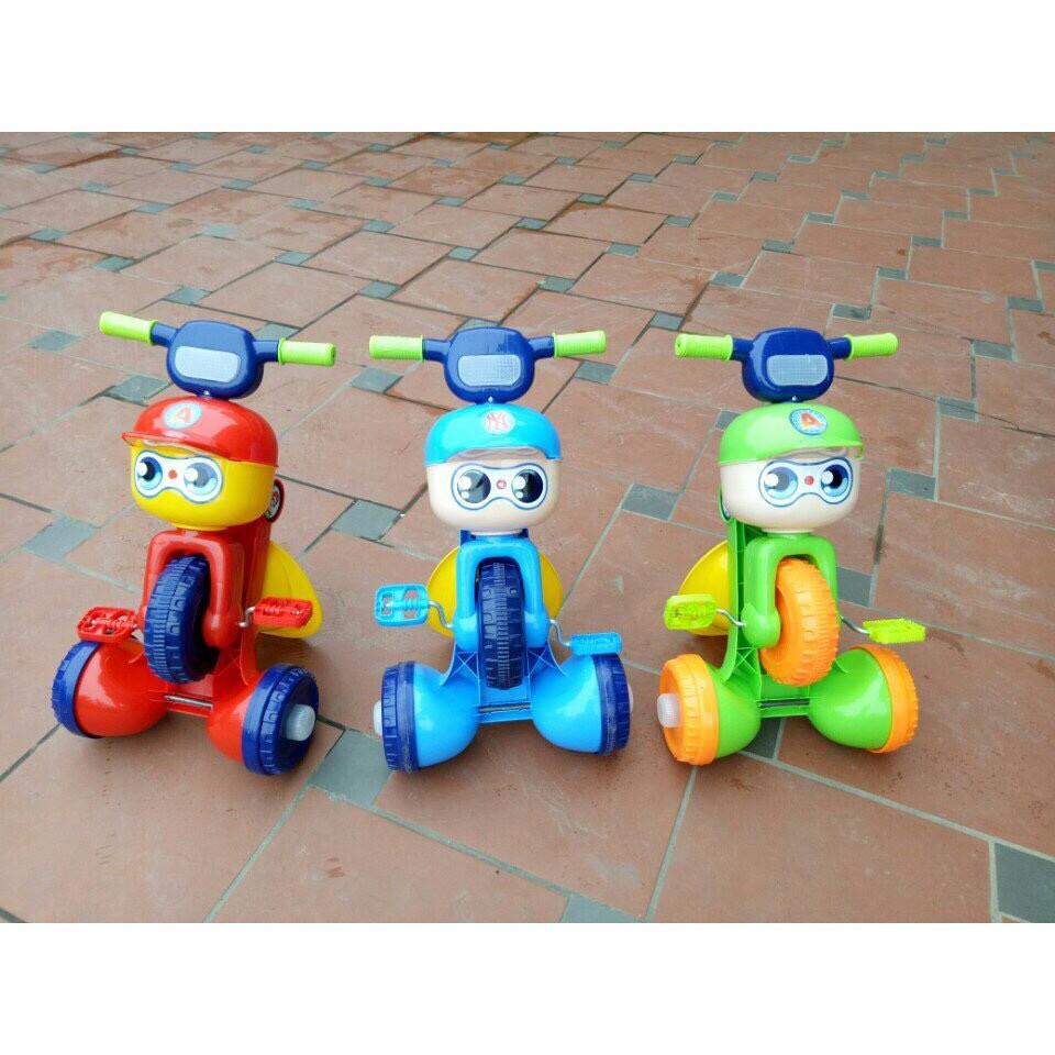 Xe 3 bánh con kiến gấp gọn ( có đèn có nhac) - 3424168 , 556356550 , 322_556356550 , 280000 , Xe-3-banh-con-kien-gap-gon-co-den-co-nhac-322_556356550 , shopee.vn , Xe 3 bánh con kiến gấp gọn ( có đèn có nhac)
