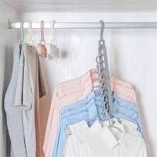 Móc treo phơi quần áo 9 lỗ tiện lợi