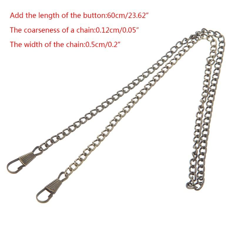 Chuỗi dây xích đeo túi xách thời trang chất lượng cao