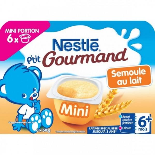 Váng Sữa Nestle Pháp ( 6 x 60gr)
