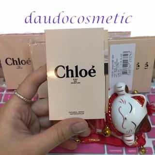[ vial ] Nước hoa Chloe Eau De Parfum EDP 1.2ml thumbnail