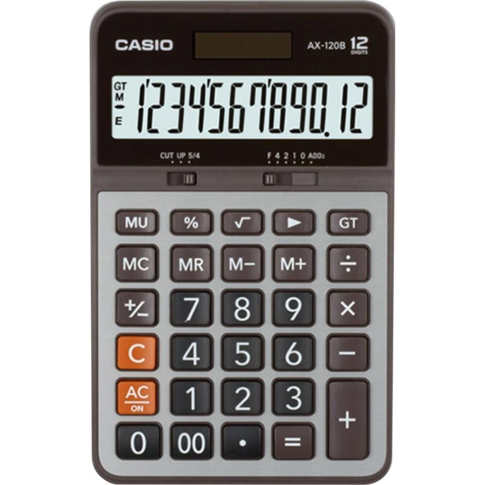 Máy tính Casio AX-120B để bàn cỡ trung - 9949848 , 386589424 , 322_386589424 , 216000 , May-tinh-Casio-AX-120B-de-ban-co-trung-322_386589424 , shopee.vn , Máy tính Casio AX-120B để bàn cỡ trung