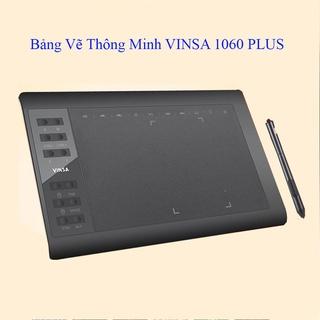 Bảng Vẽ Điện Tử Vinsa 1060plus Với Độ Phân Giaỉ 5060LPl Giúp Nét Vẽ Trở Nên Tự Nhiên Và Vừa mắt thumbnail