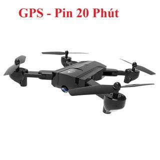 Flycam SG900-S định vị GPS – HD 1080 20 Phút – Tự động bay về