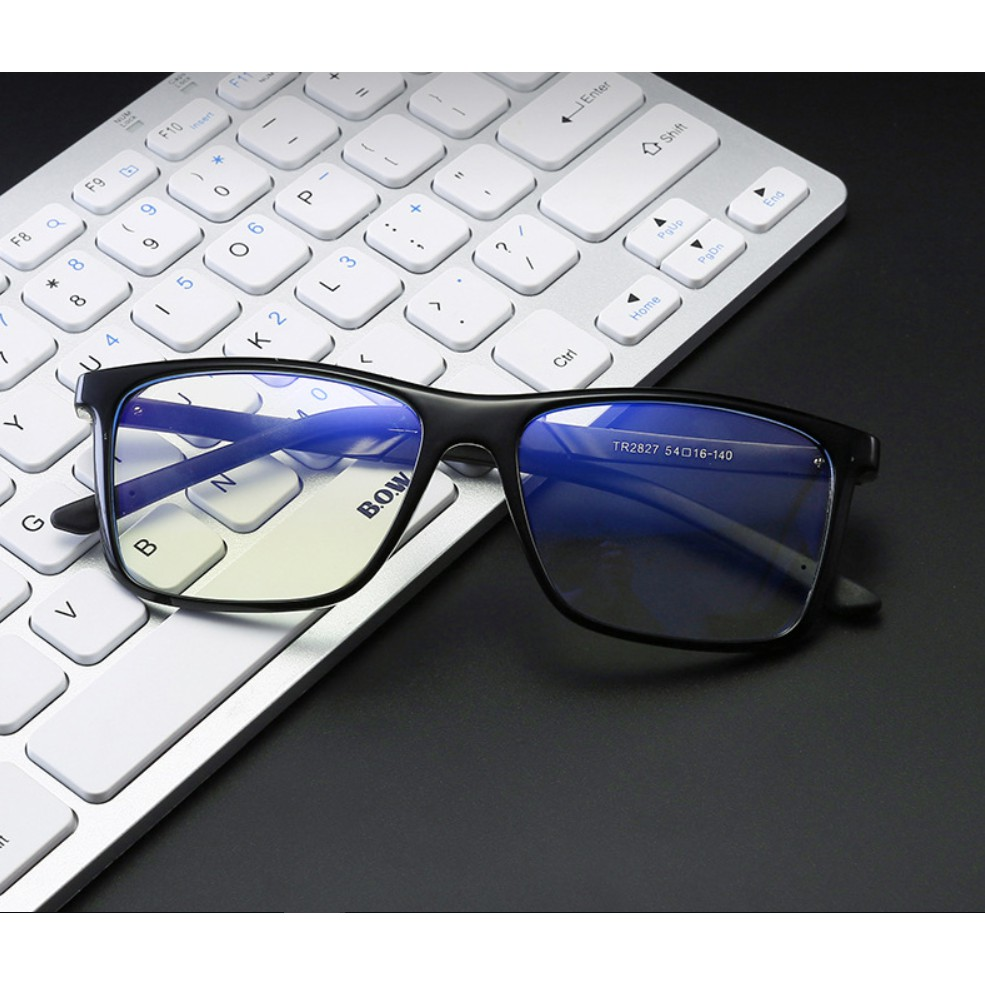 Kính mắt dùng cho máy tính - chống ánh sáng xanh KV036