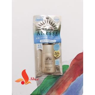 (Mini) Kem chống nắng ANESSA PERFECT UV SUNSCREEN MLID MILK cho da nhạy cảm, dầu mụn thumbnail