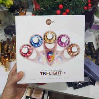 [CÓ SẴN] Máy Trẻ Hóa Da SKIN INC Optimizer Voyage Tri-Light LIMITED