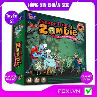 Board game-Đi tìm kho báu Foxi-đồ chơi gia đình-tương tác cao-Rèn khả năng giao tiếp-tư duy nhạy bén-thông minh-sáng tạo thumbnail