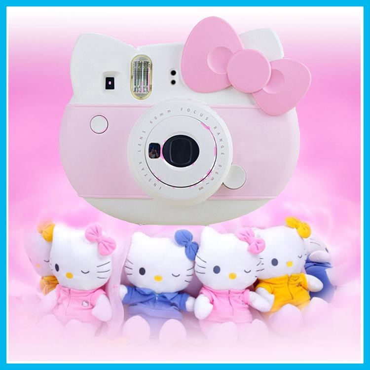Máy chụp ảnh lấy liền Fujifilm Instax Mini Hello Kitty + tặng kèm film mini