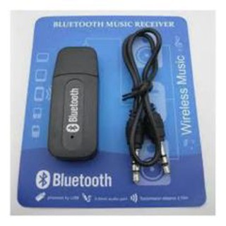 [Mã ELORDER5 giảm 10k đơn 20k] [ Siêu KM] USB BLUETOOTH BIẾN LOA THƯỜNG THÀNH LOA BLUETOOTH