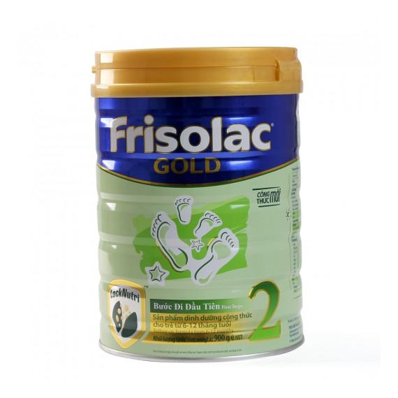 (HÀNG CHÍNH HÃNG) Frisolac Gold số 2 Sunrise,