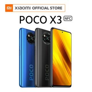 """[Mã ELMALLDEC hoàn 5% xu đơn 3TR] Điện thoại Xiaomi POCO X3 NFC - Hàng chính hãng - BH điện tử 18 tháng giá chỉ còn <strong class=""""price"""">609.000.000.000đ</strong>"""
