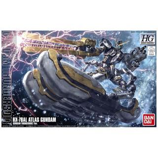 Mô Hình Lắp Ráp Bandai 1/144 RX-78AL Atlas Gundam Thunderbolt Ver