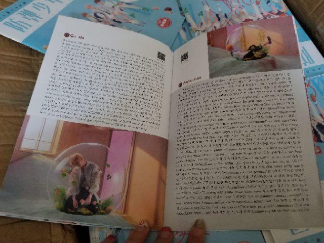 Lyric book BTS