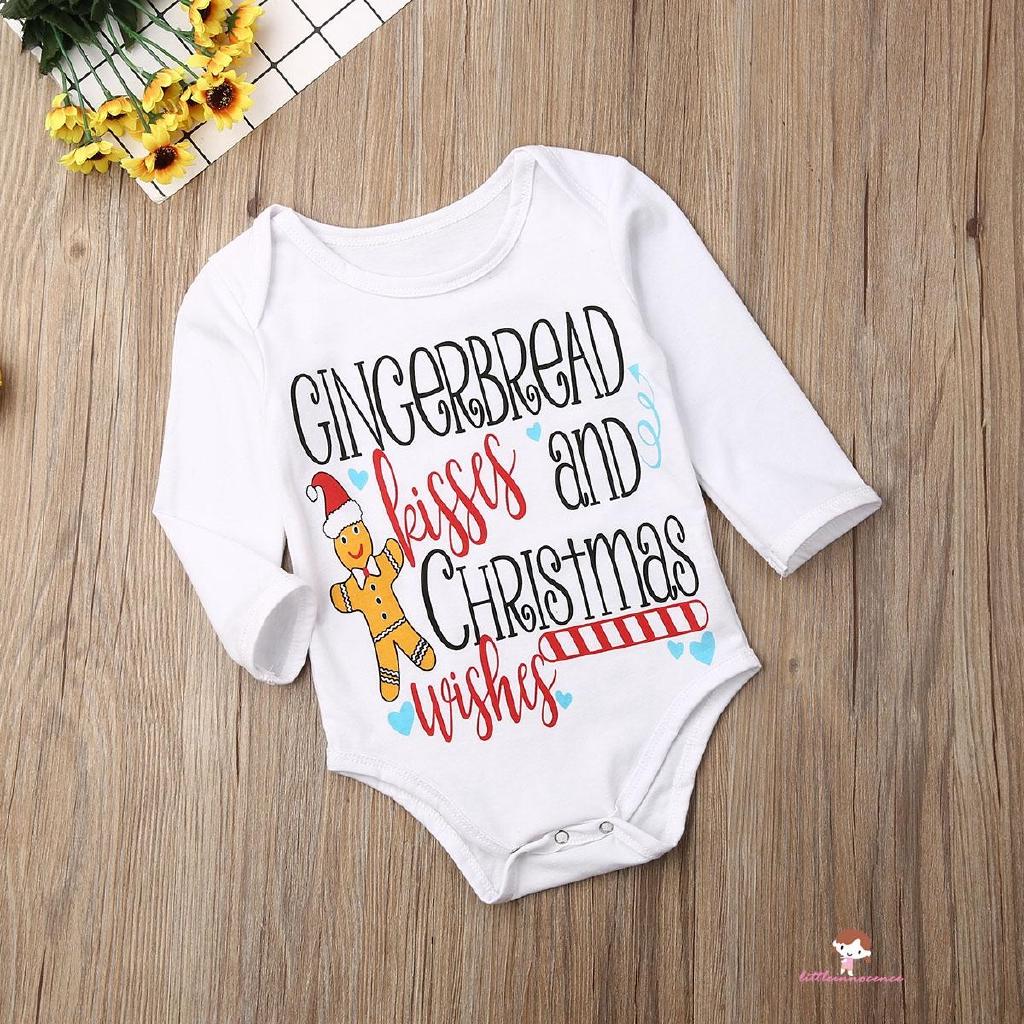 Áo thun in hình chủ đề giáng sinh đáng yêu cho bé