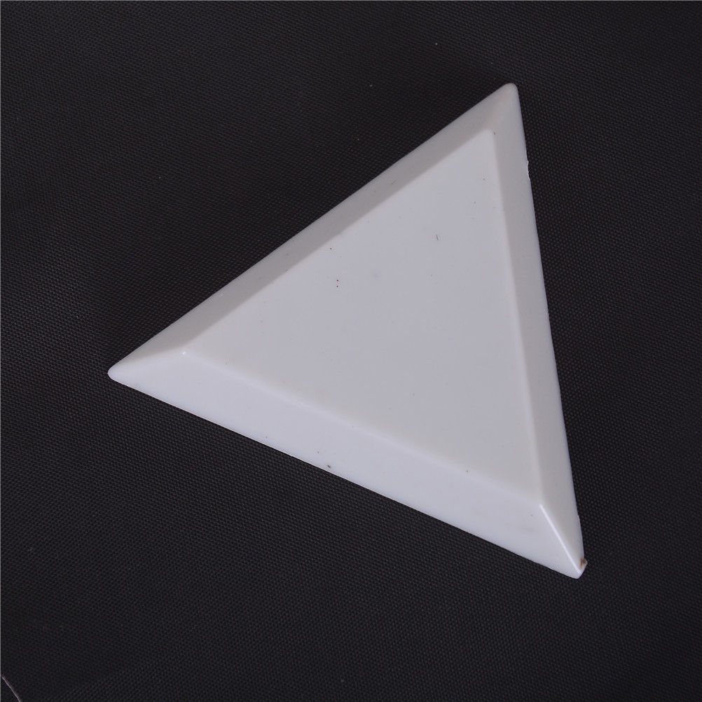 LOVEU* Beads Containers Puzzle Pyramid Triangle Plate Children Educational Toys Accessories