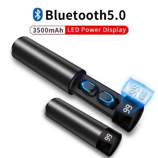 Tai Nghe Không Dây Q67 Tws Kết Nối Bluetooth 5.0 Chống Nước Có Micro Và Phụ Kiện
