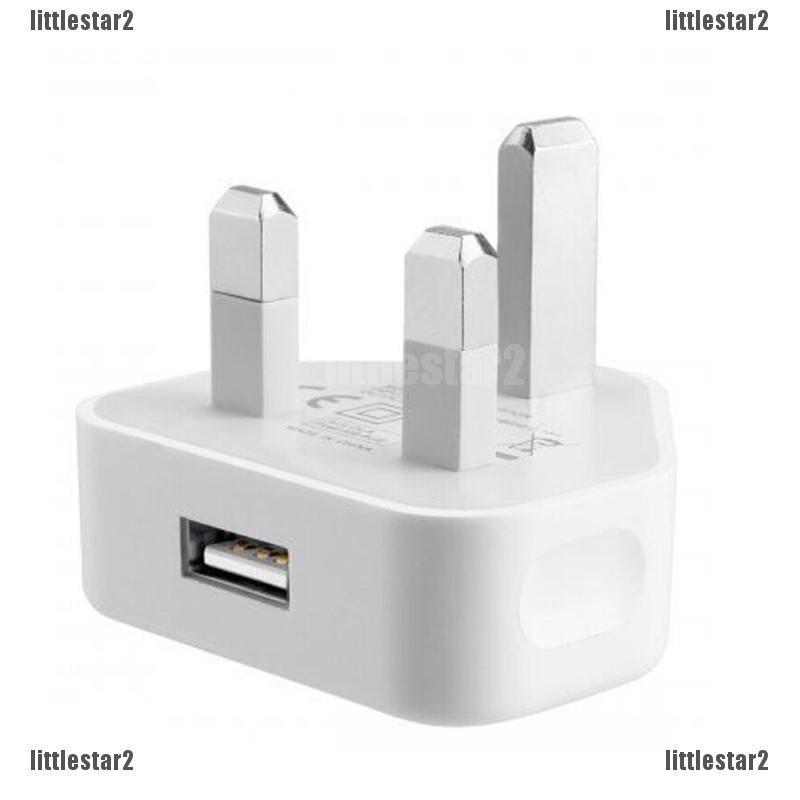 Phích cắm điện sạc pin 3 chấu tiện dụng khi đi du lịch