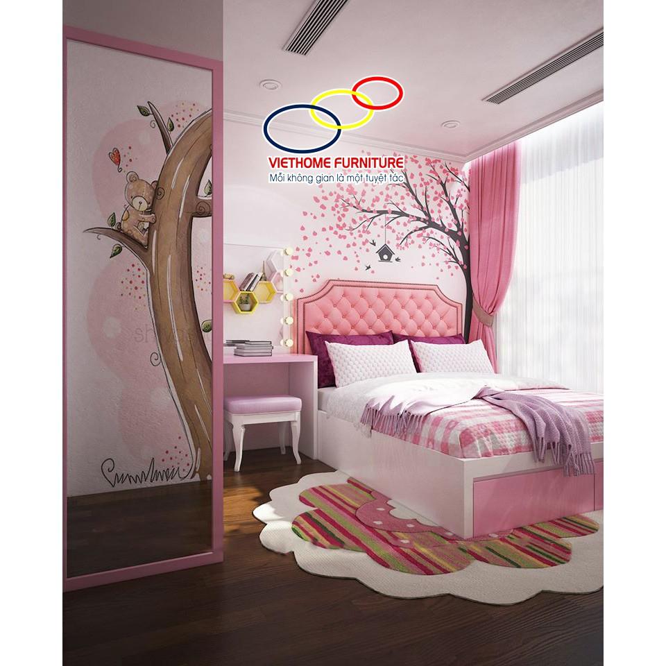 Phòng ngủ trẻ em đẹp - Nội thất Viethome