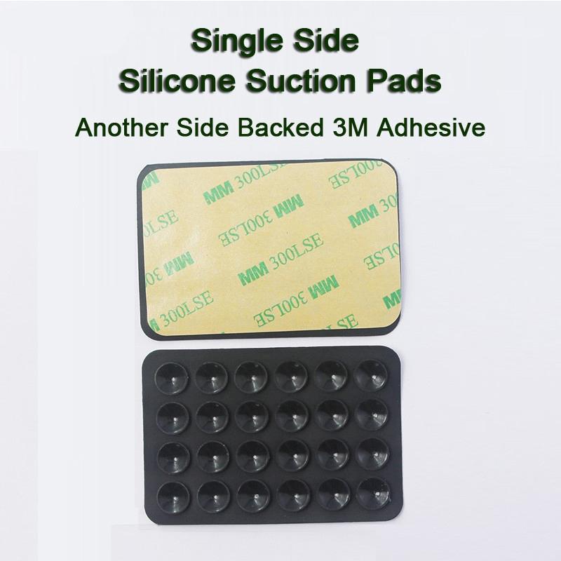 Giá đỡ điện thoại dạng hít chân không bằng silicon tiện dụng