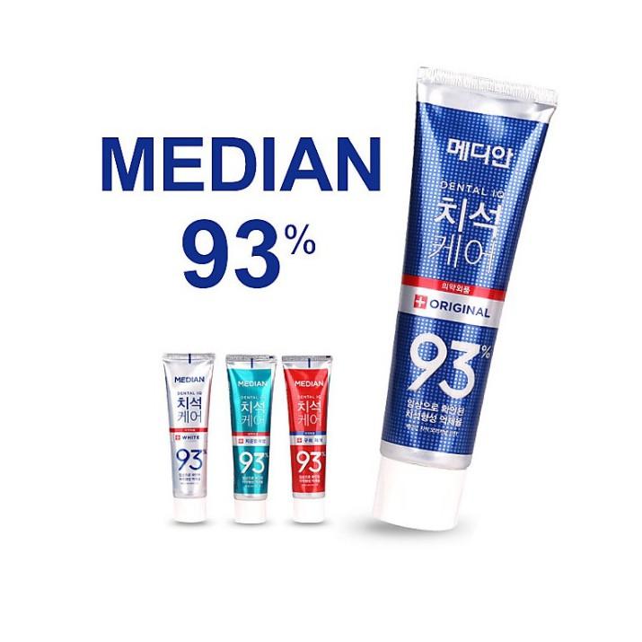 Kem Đánh Trắng Răng Median 93% Tooth-Paste 120gr