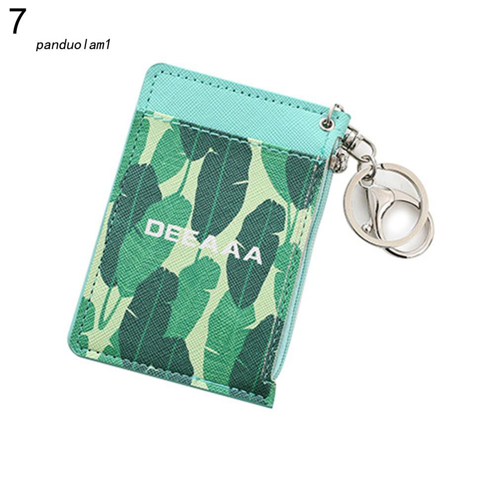 【PDL】&✱Fashion Cute Animal Faux Leather Women Girl Coin Purse Holder Zipper Wallet