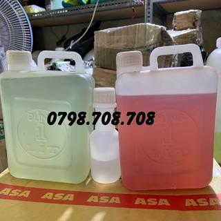 Keo polyester resin và xúc tác ( 1 bộ )